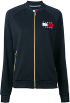 Tommy Jeans zipped bomber jacket - women - Polyester/Cotton - XS
