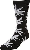 HUF Plantlife Lite Crew Sock Black