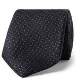 Drakes Drake's - 8cm Silk-Jacquard Tie