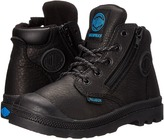 Palladium Pampa Hi Cuff Waterproof Boy's Shoes