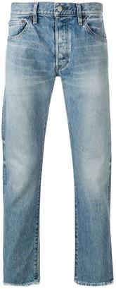 Fabric Brand & Co Straight-Leg Jeans