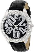 XOXO Women's Dial Crocodile Genuine Leather Watch XO3183