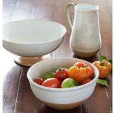 Pottery Barn Portland Footed Serve Bowl
