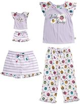 "Dollie & Me Girls 4-14 Little Lady"" Ladybug Pajama Set"