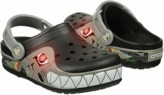 Crocs Kids' Crocslight Roboshark Clog Toddler/Preschool