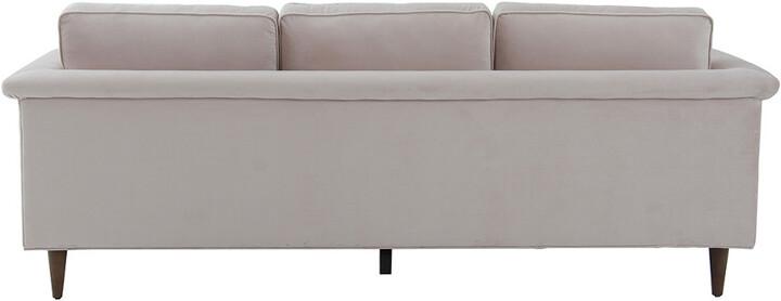 Thumbnail for your product : Tov Porter Blush Velvet Sofa