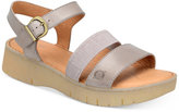 Børn Cape Town Flat Sandals Women's Shoes