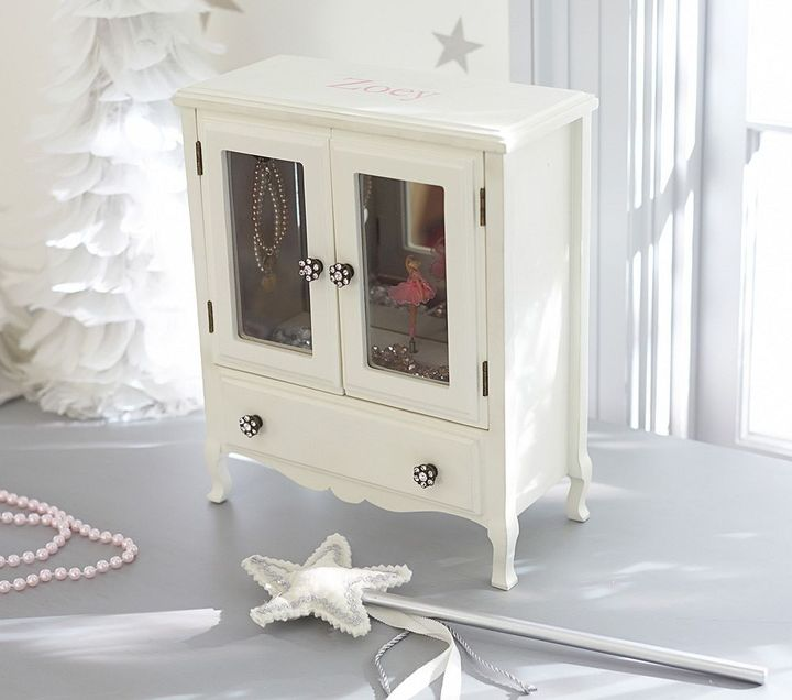 Pottery Barn Kids Mill Valley Jewelry Armoire