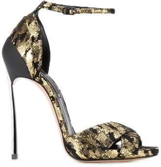 Casadei stiletto heel sandals