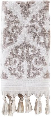 Saturday Knight, LTD Mirage Fringe 2-pack Hand Towel Set
