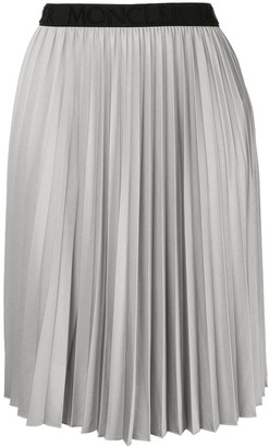 Moncler Short Pleated Skirt