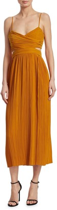 A.L.C. Sienna Pleated Dress