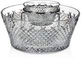 Waterford House of Crystal Alana 60th Anniversary Caviar Server