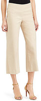 Lauren Ralph Lauren High-Rise Wide-Leg Pant