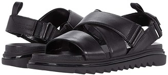 Michael Kors Damon (Black) Men's Shoes