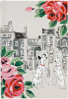 Cath Kidston Townhouse Dogs Hardback A5 Note Book