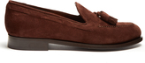 Paul Smith Simmons tassel suede loafers