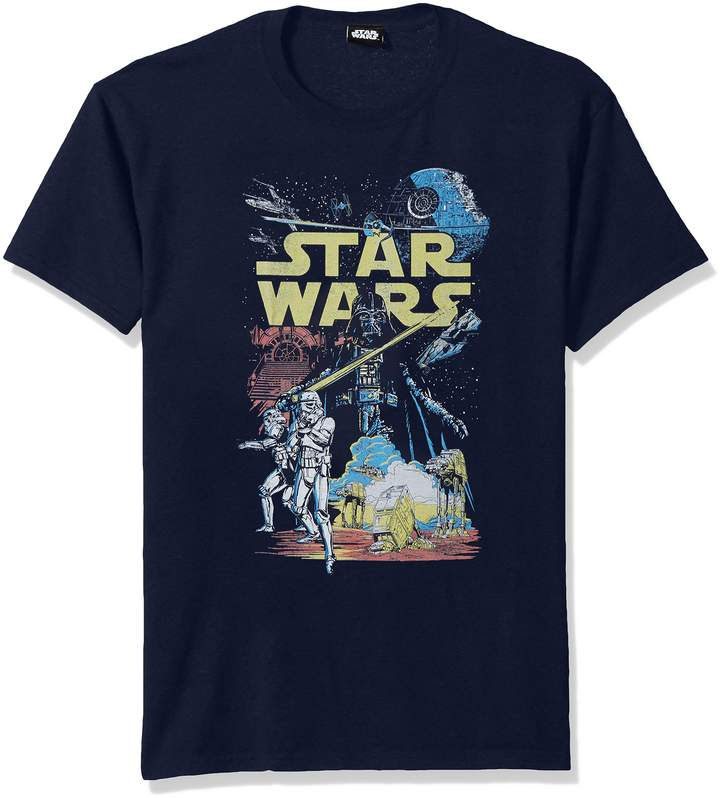 e684bfb2 Star Wars Blue Clothing For Men - ShopStyle Canada
