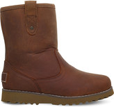 UGG Redwood leather boots 4-9 years