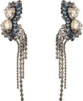 Anton Heunis Rebel Wing-Shape Earrings