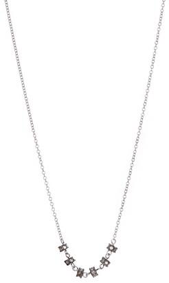 Meira T 14K White Gold Diamond Pendant Necklace