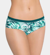 Sloggi Swim Jade Leaves