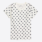 J.Crew Factory Dots collector T-shirt