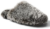 Gap Faux fur slippers