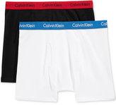Calvin Klein Boys' or Little Boys' 2-Pk. Boxer Briefs