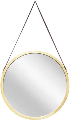 Infinity Instruments Pinewood Wall Mirror, Large