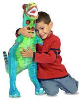Melissa & Doug T Rex Plush.