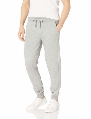 Calvin Klein Men's Monogram Logo Jogger Sweatpants