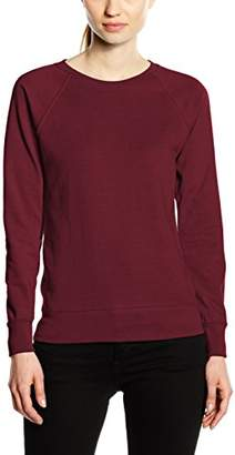 Fruit of the Loom Women's Raglan Lightweight Sweater,12 (Manufacturer Size:Medium)