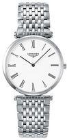 Longines Automatic Stainless Steel Bracelet Watch