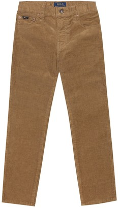 Polo Ralph Lauren Kids Stretch-cotton corduroy pants