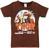 Logoshirt Marvel The Mighty Thor Logo Boy's T-Shirt