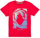 Volcom Swirl Print Cotton T-Shirt, Toddler Boys (2T-5T)