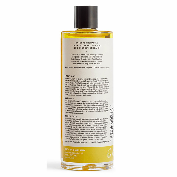 Thumbnail for your product : Cowshed REPLENISH Uplifting Bath & Body Oil 100ml