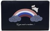Radley Rainbow Leather Medium Matinee Purse