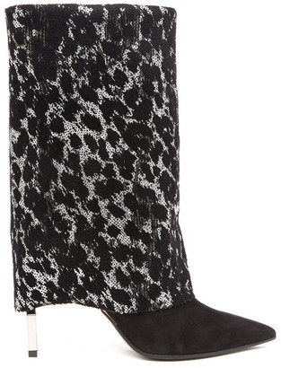 Balmain Babette Pointed Boots