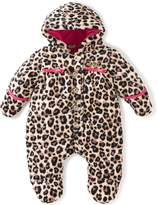 "Juicy Couture Girls' ""Sleepy Spot"" Insulated Pram Suit"
