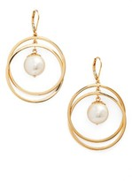 Kate Spade Women's Start A Movement Drop Earrings