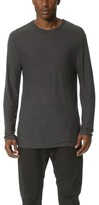 Alexander Wang Slub Long Sleeve T-Shirt