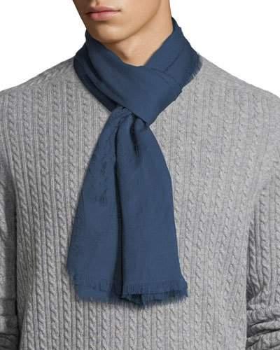Etro Sciarpa Cotton Scarf