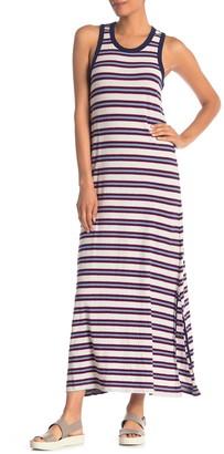 James Perse Side Split Tank Dress