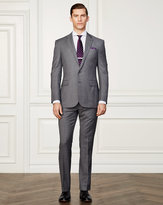 Ralph Lauren Anthony Wool Sharkskin Suit