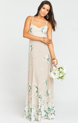 Show Me Your Mumu Godshaw Goddess Gown