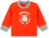 Petit Bateau Baby boy long-sleeved tee with motif