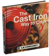 Le Creuset 'The Cast Iron Way To Cook' Cookbook