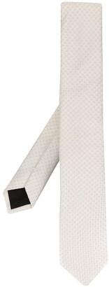 Dolce & Gabbana Textured Jacquard Silk Tie